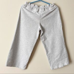 OLD NAVY Girls Light Grey Soft Sweatpants, size XL